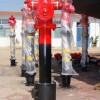 内蒙优质SSKF100/65快开调压防冻防撞室外地上消火栓