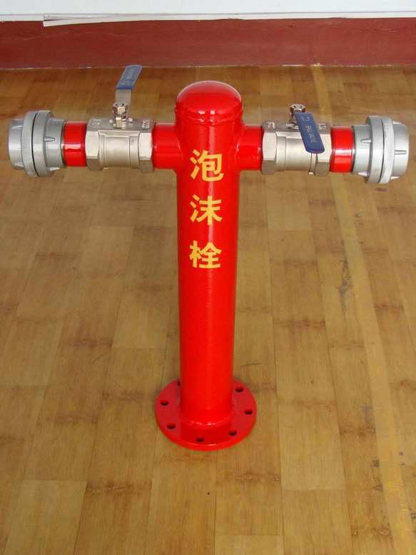 泡沫消火栓PS100/65