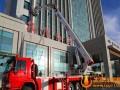 海西消防:开展高层建筑灭火疏散演练