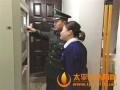 银川消防:监督员进重点单位安全检查