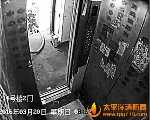 消防公布北京顺义3人死亡火灾救援视频