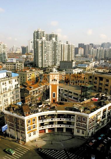 中国仍在使用的最年长消防站