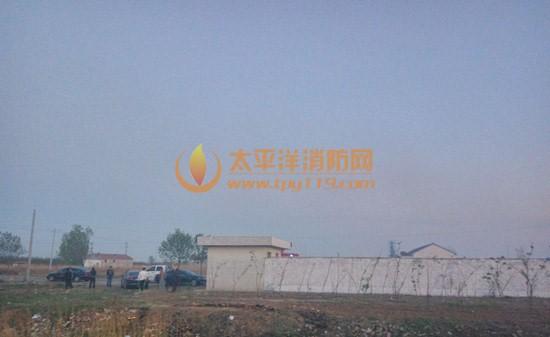 山东滨州一油棉工厂发生爆炸