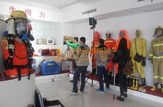 CCTV发现之旅《工匠精神》在宇安拍摄录制