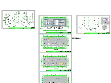 六层办公楼消防给排水设计施工图