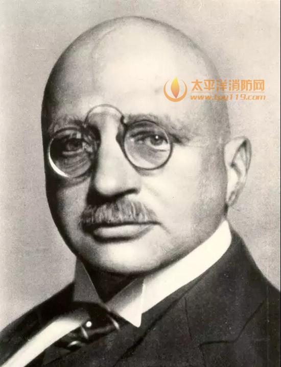 推动农业(化肥) 革命,造福数十亿人的弗里茨·哈伯。