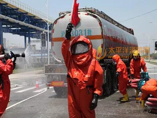 中欧应急管理合作项目2016年全景式应急实战演练在上海成功举行