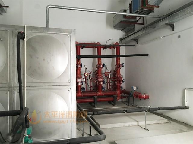 消防水泵的操作规程介绍