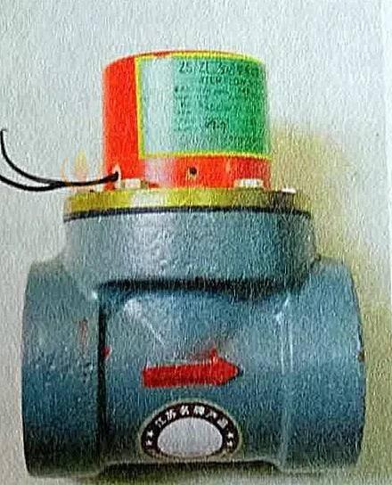 水流指示器外形