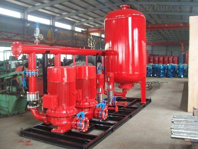 消防泵如何实施联动控制?