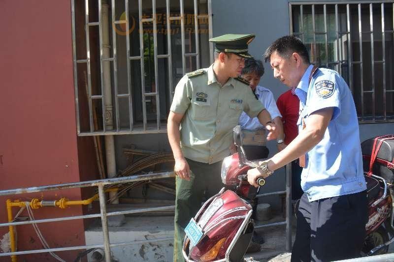 上海开出首张个人消防罚单