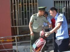 上海开出首张个人消防罚单 电瓶车主被罚200元