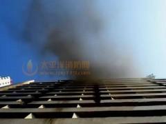为什么有的高楼很快就被烧到顶?
