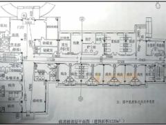 2018年第4题:某医院病房楼,地下1层,地上6层,局部7层,屋面为平屋面。